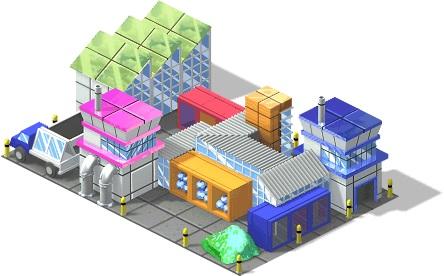 fabrica de vidros dicas cityville
