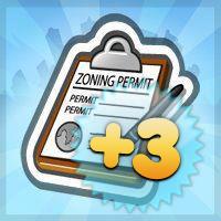 licencas de zomeamento +3 - Ganhei 3 Licença de zoneamento CityVille grátis: 27 de Abril