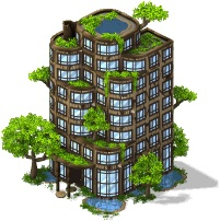 res forestapartment01 SW - Novidades: Conheça os edifícios do tema da natureza!