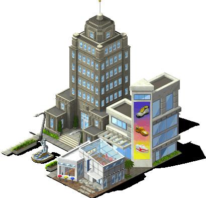 scene deco downtown1 SW - Novidades Downtown: Novos edifícios pré-fabricados!