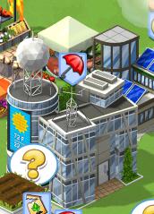 CityVille Torre Meteorologica lluvia 4 - Guia tutorial da estação meteorológica do CityVille!