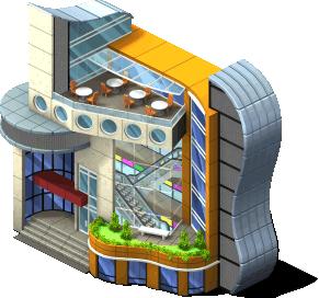 Mall international lv3 SW - Novidades: Peça os materiais do novo Centro comercial internacional!