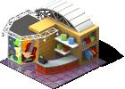 amp bus souvenir stand SW - Materiais e metas do Anfiteatro do CityVille !