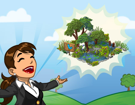Novidades: Você não consegue pedir mais pássaro, em breve o novo Santuário dos Pássaros!
