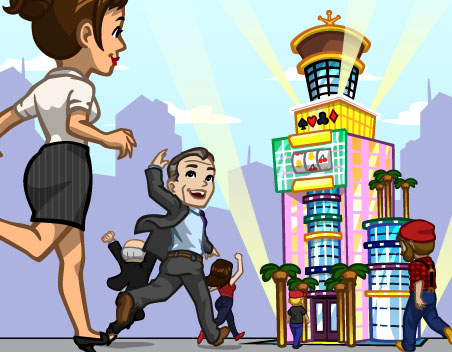announce casino - Materiais para o Casino Premium do CityVille