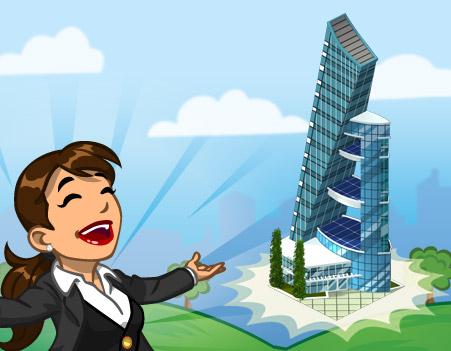 announce elder sky - Novidades: Novo arranha-céu Torre Keegan!