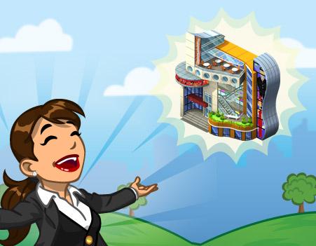 announce internationalmall - Novidades: Peça os materiais do novo Centro comercial internacional!