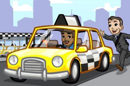 Guia tutorial do táxis no CityVille