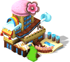 mun candy factory SW - Descobra as novas Moradias fruta no CityVille !