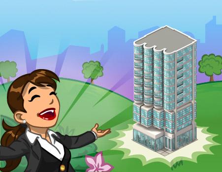 Novidades: Novos itens para nossa cidade no CityVille ! 1