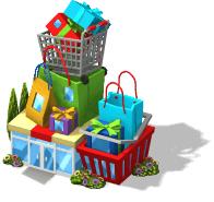 deco shopping tower SW 01 - Notícias: A festa de inauguração no CityVille !