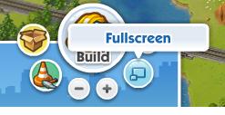 fullscreen - SimCity Social: Saiba como jogar com o tutorial oficial em português