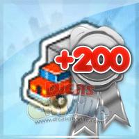 Ganhe 200 de população grátis no CityVille – 28 de Agosto !
