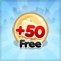 Itens Grátis: Ganhe 50 coins no CityVille – 8 de Junho