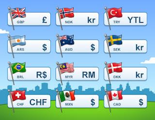 localCurrencyOther announce - Novidades: A bandeiras internacionais estão de volta!