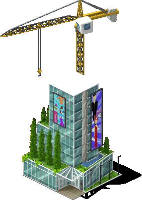 mall skygarden lv1 SW - Peça agora os materiais da nova Torre de Negócios Igualdade + Metas