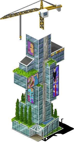 mall skygarden lv2 SW - Peça agora os materiais da nova Torre de Negócios Igualdade + Metas
