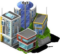 mun communitytower lv2 SW - Materias e metas da Praça da Igualdade do CityVille