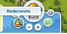 redecorate - SimCity Social: Saiba como jogar com o tutorial oficial em português