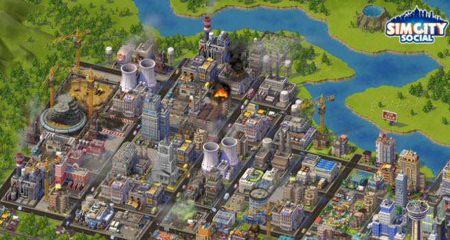 EA pretende conquistar o Facebook com SimCity Social 3