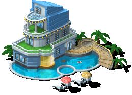 summ res beach resort SW - Notícias: A cidade do Verão do CityVille