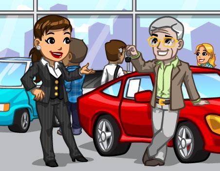 Peça os materiais doa novos carros do CityVille ! 6