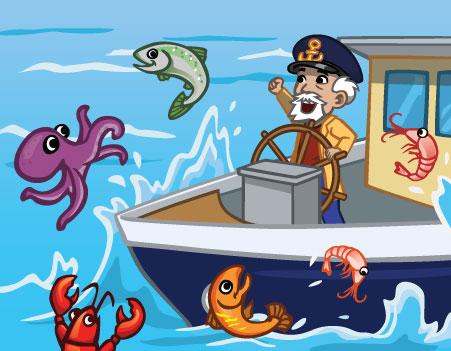 Peça todos os materiais para construir o viveiro de peixes ! 1