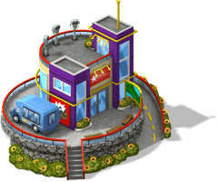 deco observation point SE - Novidades: O novo Observatório do CityVille !