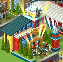 games10 - Guia Tutorial: Salão de Cerimônias do CityVille !