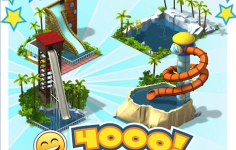 Guia Tutorial: Parque Aquático do CityVille !