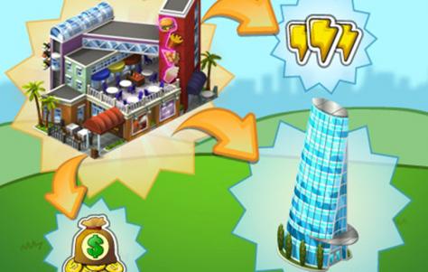 Guia tutorial: Shopping Famoso e Negócios Famosos do CityVille