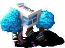 mun amex treehouse lv1 SW - CityVille: Retorna a árvore de servir