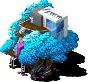 mun amex treehouse lv3 SW - CityVille: Retorna a árvore de servir