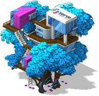 mun amex treehouse lv4 SW - CityVille: Retorna a árvore de servir