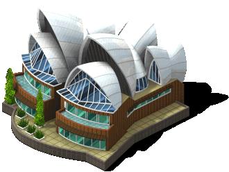 won operahouse SW - Novidades: Vejas a novas Maravilhas modernas do CityVille !