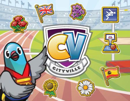 Material da nova mascote oficial CVG !