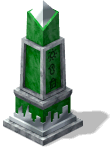 deco marble monolith green SW - Novidades: Itens da Metrópole parte 7