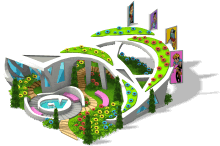 mun cityVille games park SW - Novidades: Sua cidade no mapa: Ato 2 - Parte 3