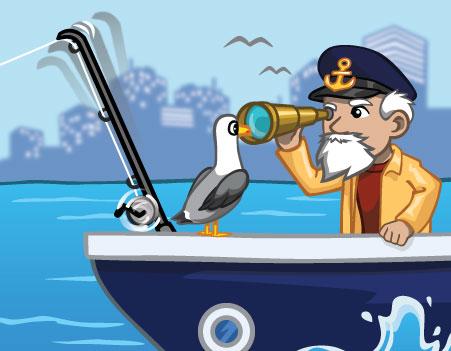 Materiais para a Zona de Pesca no CityVille !