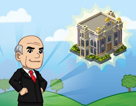Novidades: Novo palácio de Istambul no CityVille  3