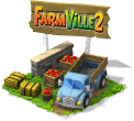 deco farm2 truck lv1 SW - Ganhe itens com a promoção FarmVille 2 no CityVille !