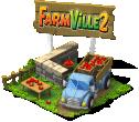 deco farm2 truck lv2 SW - Ganhe itens com a promoção FarmVille 2 no CityVille !
