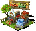 deco farm2 truck lv4 SW - Ganhe itens com a promoção FarmVille 2 no CityVille !