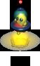 SW deco baby alien PKDX - Materiais CityVille: Aterrissagem Extraterrestre com novos itens e metas