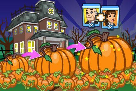 Materiais CityVille: Cultivo de Abóboras Gigantes !