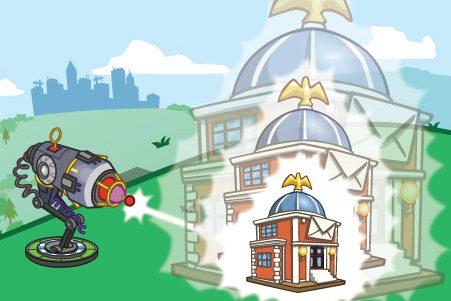 Novidades CityVille: Os próximos projetos da sua cidade !