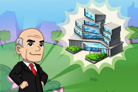 Novidades CityVille: Nova Fazenda Empilhada