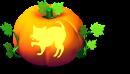 deco black cat jack o lantern SW - Materiais CityVille: Festival de Abóboras de Halloween !