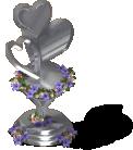 deco honeymoon trophy silver SW - Novidades CityVille: Novos Troféus da lua de mel !