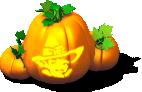 deco sam witch jack o lantern SW - Materiais CityVille: Festival de Abóboras de Halloween !